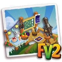 Farmville 2 Stargazers Deck