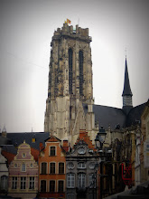 Photo: Mechelen katedrála