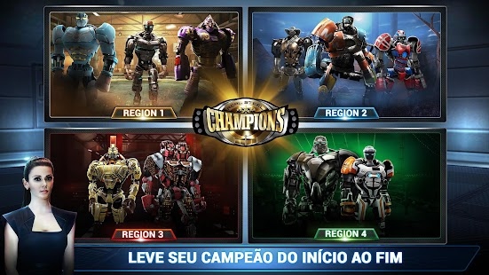 Real Steel Champions screenshot