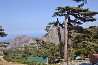 Photo: oblasť skalných veží Bavella