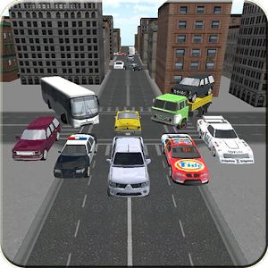 City Vehicle Simulator for PC and MAC