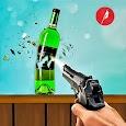 Real Bottle Shooting Free Games: 3D Shooting Games apk