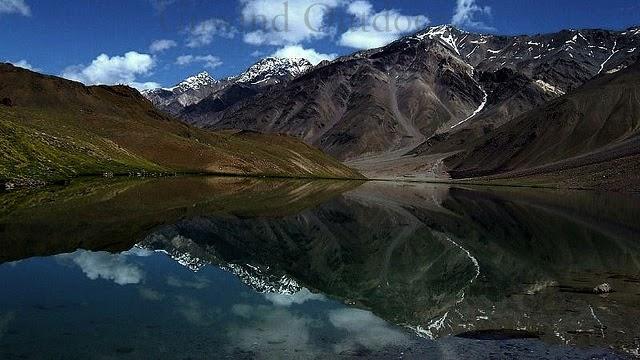Chandratal @14500 ft