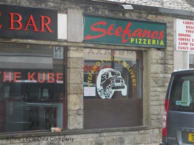 Stefanos Pizzeria On Hunter Street Fast Food Takeaway In