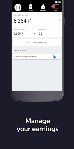 Taximeter — start driving a taxi today app (apk) free download for Android/PC/Windows screenshot