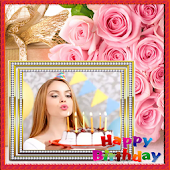 Birthday Photo Frame Greetings