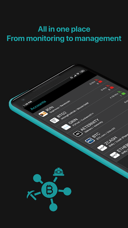MinerBox  Crypto mining monitoring tool  – (Android Apps