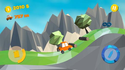 Kids Cars - Hill Climb
