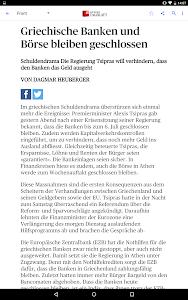 Zofinger Tagblatt - E-Paper screenshot 7
