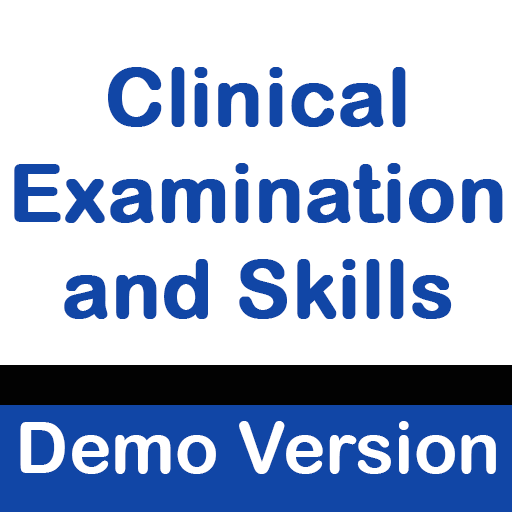 Clinical Examination & Skill 醫療 App LOGO-硬是要APP