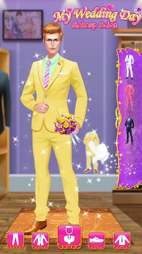 Wedding Makeup Salon - Love Story  screenshots 23