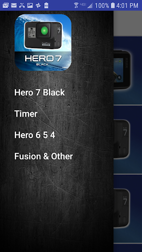Hero 7 Black from Procam  screenshots 1
