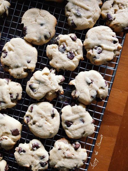 Chocolate Chip Pretzel Cookies Recipe