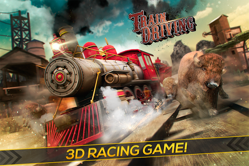 Train Driving Simulator Games