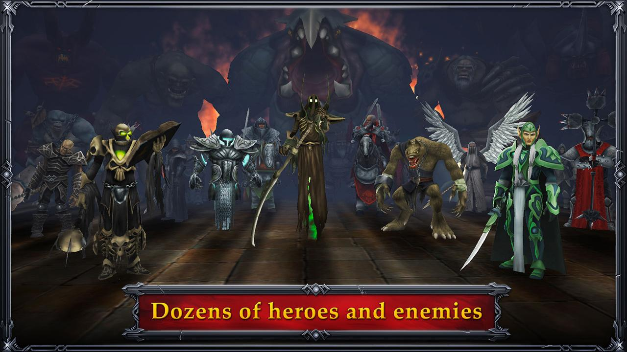 Lords of Discord- screenshot