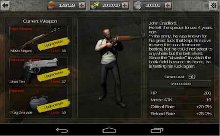 The Zombie: Gundead 1.0.12 screenshot 138112