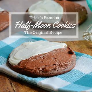 Hemstrought's Half-Moon Cookie.