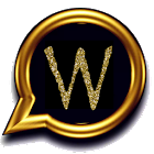 WazzApp Gold Messenger icon