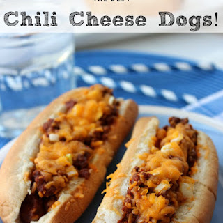 The Best Chili Recipe for Chili Cheese Dogs