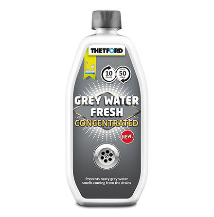 Grey Water fresh Konc 12 x 0,8 L låda