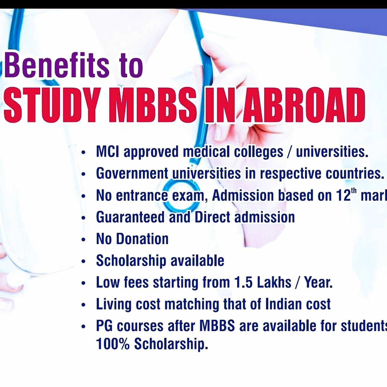 Leobiss International - Educational Consultant STUDY MBBS