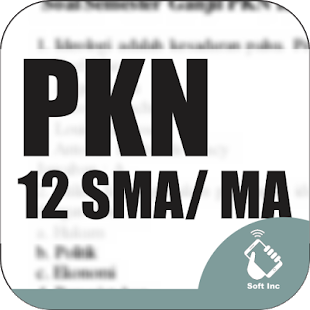 Kelas 12 SMA-SMK-MA Mapel PPKn - náhled