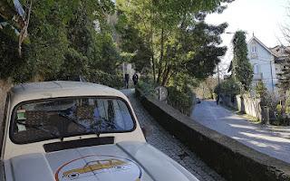 Renault 4l Rent Lisboa (Lisabon)