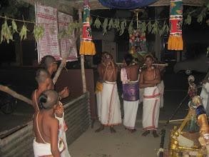 Photo: Tiruviruttha goshti outside gurukulam