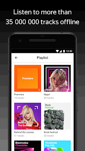 Yandex Music v2018.10 (Free Subscription) APK 6
