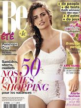 Photo: Cette semaine, Penélope Cruz est la cover girl de votre magazine Be. Sandales, shorts, maillots, retrouvez nos 50 envies shopping pour les vacances ! Disponible dès demain dans vos kiosques et toujours sur votre Iphone et votre Ipad.