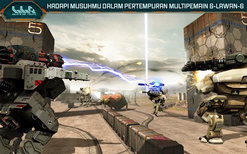 Walking War Robots Android apk