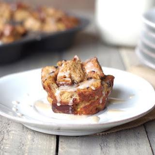 Gluten-Free Cinnamon Raisin French Toast Muffins (5 Ingredients)