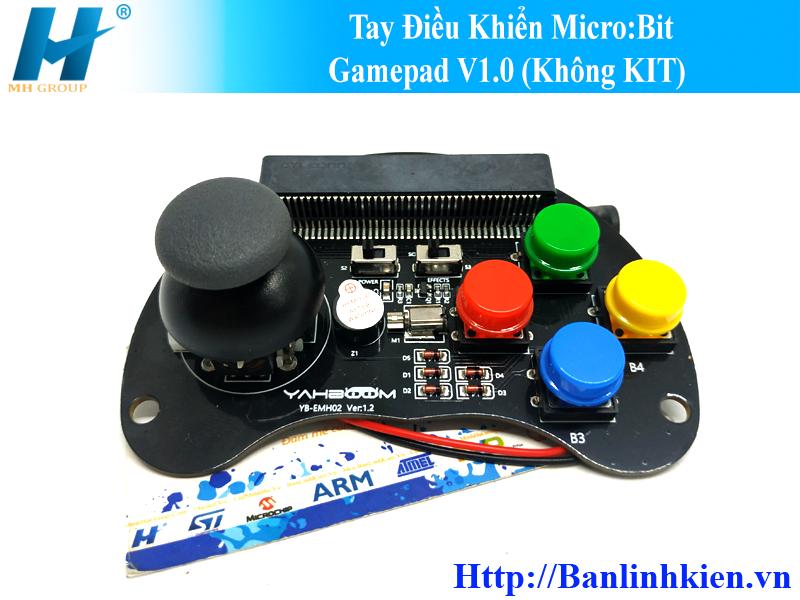 Tay Điều Khiển MicroBit Gamepad V1.0 (Không KIT)