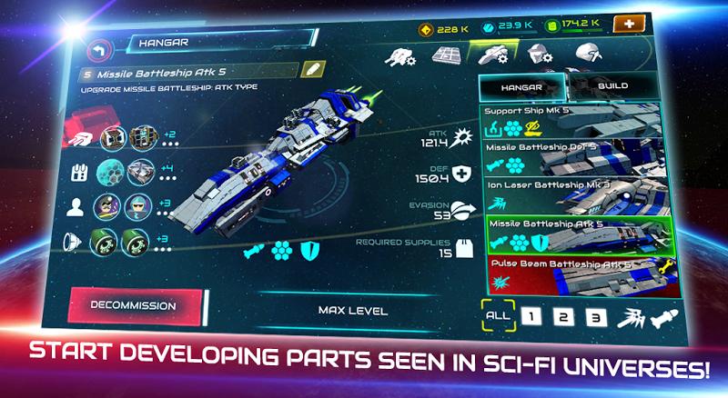 Starship battle Screenshot 11
