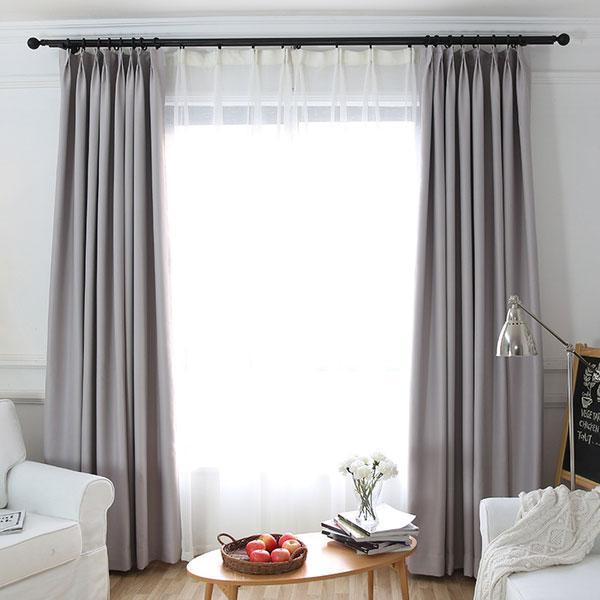 Lựa chọn rèm cửa chung cư chống nắng cần lưu ý điều gì?