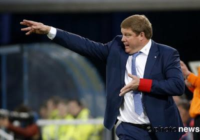 """Vanhaezebrouck blijkbaar nog steeds niet blij met wintermercato: """"Geef mij de transfers van Genk..."""""""