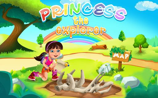 Dora Dinosaur Bones Explorer 1.0 screenshots 7