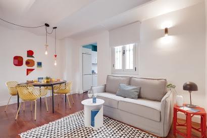 Carrer de Sepulveda Serviced Apartment, Barcelona