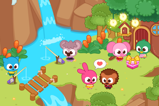 Papo Town screenshot 1