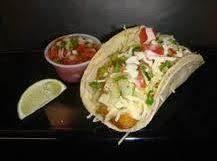 Baja Fried Fish Tacos