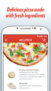 Zume Pizza- screenshot thumbnail