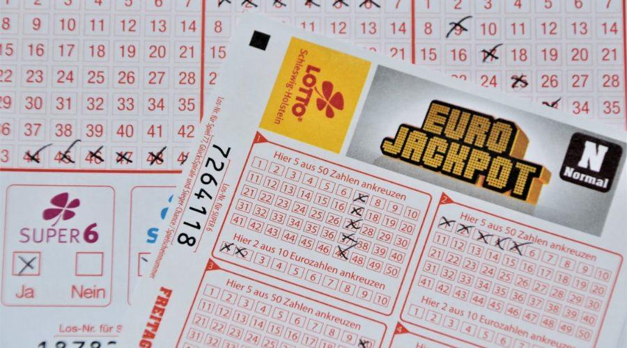 Loterejas biļetes