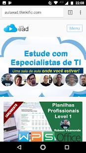 aulaEAD | Cursos de TI Online - náhled