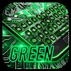 Verde Ligero Teclado icon