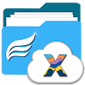 X plore File Manager   File Explorer for android icon