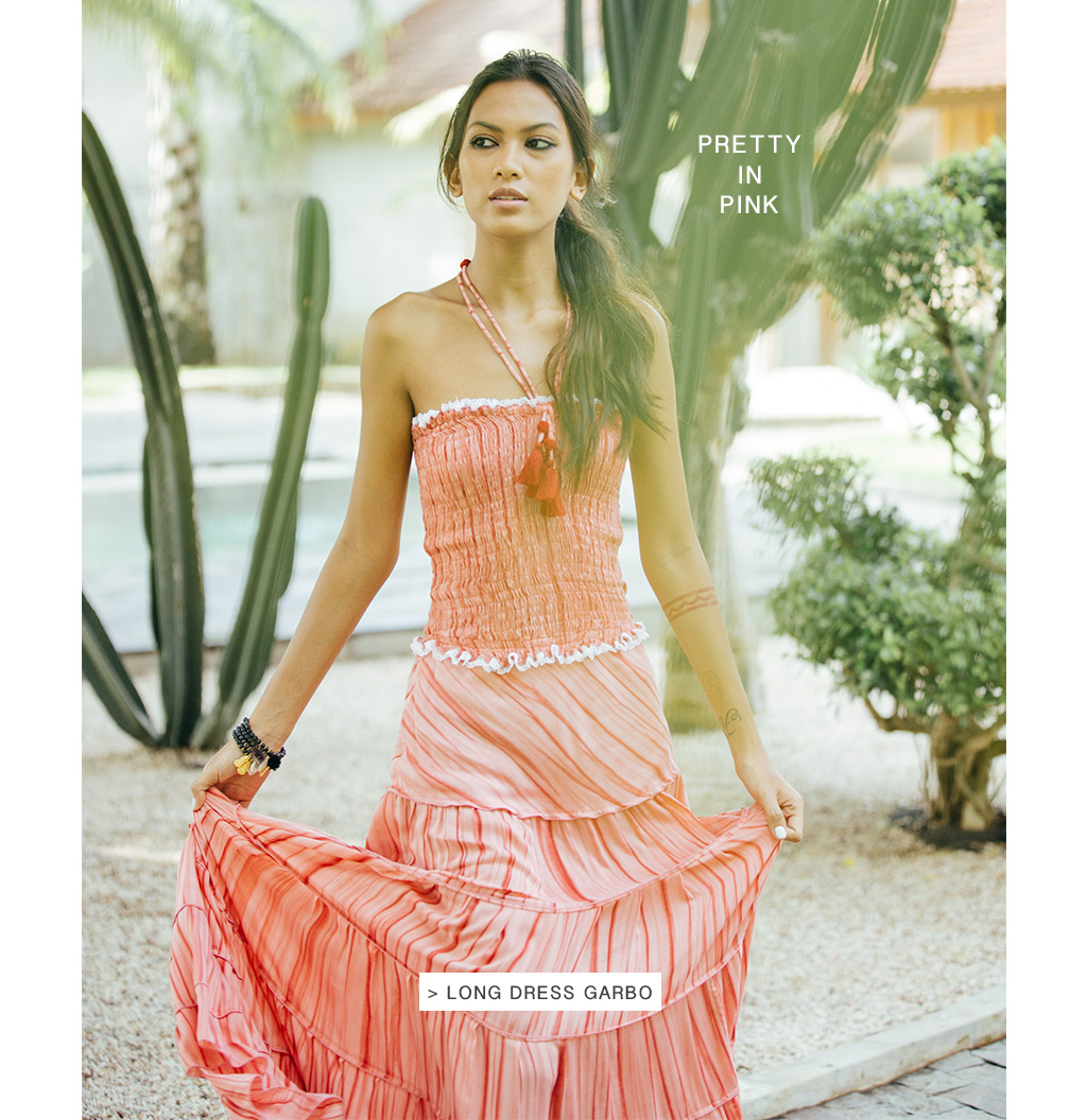 Find your boho maxi dress, perfect for your resort holidays