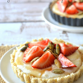 Gluten Free Fresh Strawberry Tarts