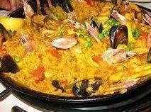 Island Paradise Paella Recipe
