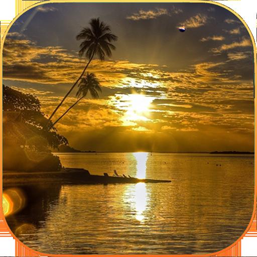 HD Sunrise Wallpaper 個人化 App LOGO-硬是要APP