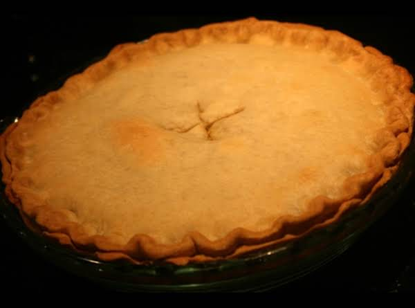 Southern Meat Pie Recipe